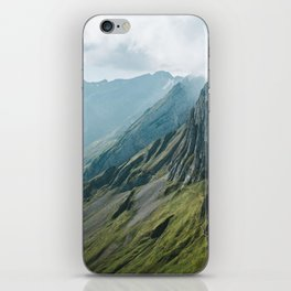 Wild Mountain - Landscape Photography iPhone Skin