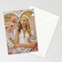 Bad Medicine Stationery Cards