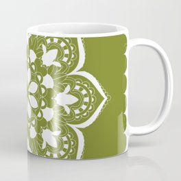 GREEN MANTALA Coffee Mug