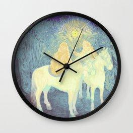 Traders Wall Clock