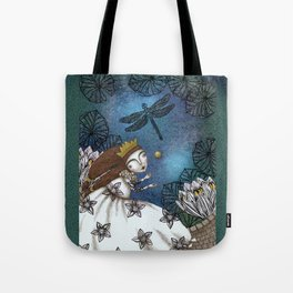 The Golden Ball Tote Bag