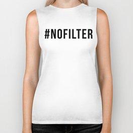 NO FILTER Biker Tank