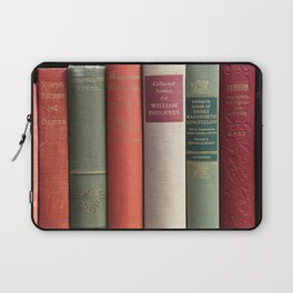 Old Books - Square Laptop Sleeve