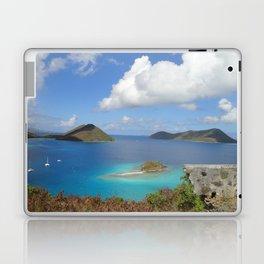 Water Lemon Cay, St. John, Virgin Islands Laptop & iPad Skin