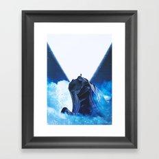 Licht Framed Art Print