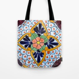 Talavera Nine Tote Bag
