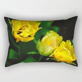 Yellow Flower 1 Rectangular Pillow