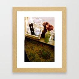 Come To My Window  Framed Art Print