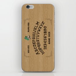 LUIGI BOARD iPhone Skin