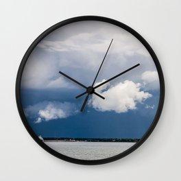 Saaremaa 1.9 Wall Clock