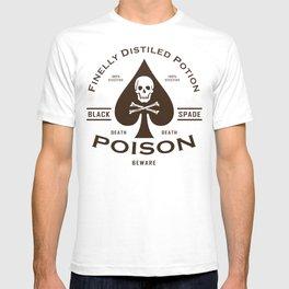 Black Spade Poison T-shirt