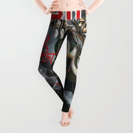 The Number of the Beast - Iron - Remastered Edition - Maiden Leggings