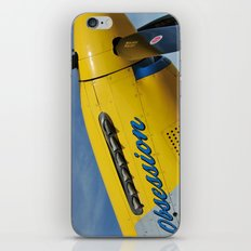 P51 Obsession iPhone & iPod Skin