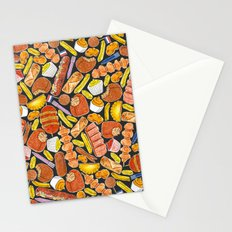 Ode to the Dutch Snacks by Veronique de Jong Stationery Cards