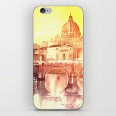 Rome iPhone & iPod Skin