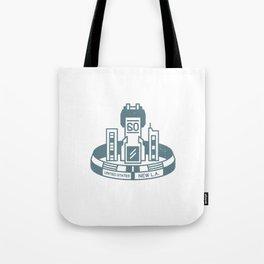 New LA (Xenoblade Chronicles X) Tote Bag