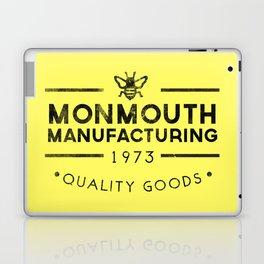 monmouth manufacturing Laptop & iPad Skin
