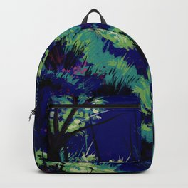 Blue Forest Backpack