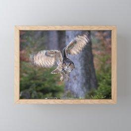 On The Hunt Framed Mini Art Print