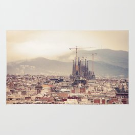 Travel Series: Barcelona Rug