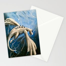 Lugia Under the Sea Stationery Cards