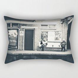 Your Future Awaits Rectangular Pillow
