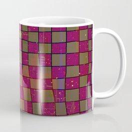 Manual Grid Fall Digital Coffee Mug
