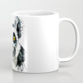 Lemur Head Coffee Mug