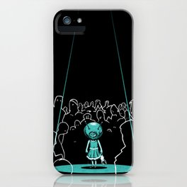 Even My Imaginary Friends Don't Understand Me... iPhone Case