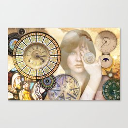 Fortune Favors the Bold Canvas Print