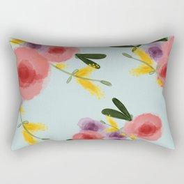 Shut up and kiss me Rectangular Pillow