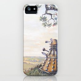 A rather Dalek afternoon iPhone Case