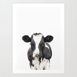 Cow Art Art Print