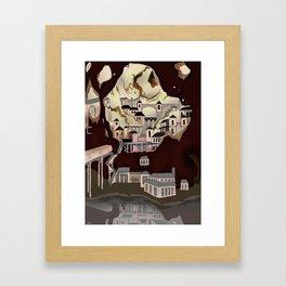 The Big Apple Framed Art Print