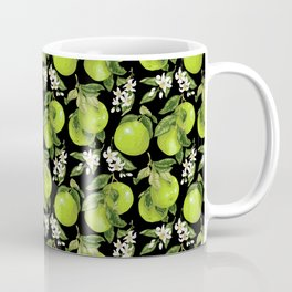 Blooming pomelo with fruits Coffee Mug