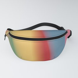 Colored blured background 22 Fanny Pack