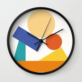 As a child Wall Clock