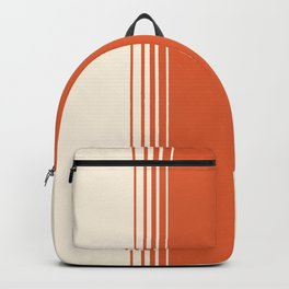 Marmalade & Crème Vertical Gradient Backpack