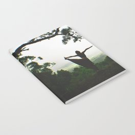 Forest Yoga Notebook