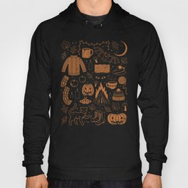 Autumn Nights: Halloween Hoody