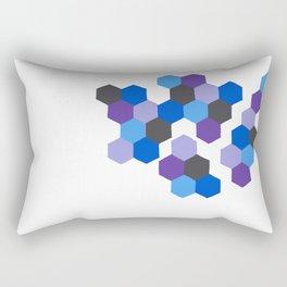 HexiCulster 1 Rectangular Pillow