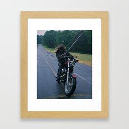 The Son of Swords Framed Art Print