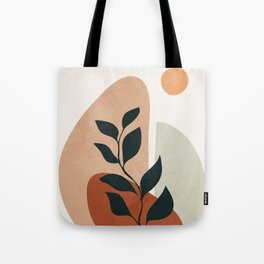 Soft Shapes II Tote Bag