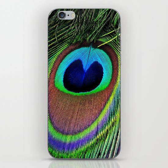 Iridescent Eye iPhone & iPod Skin