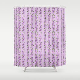 Row and Row of Avocados! Shower Curtain