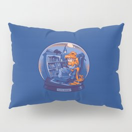 I Love Books and Cats Pillow Sham