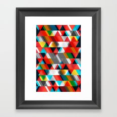 multiply Framed Art Print