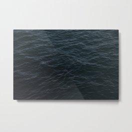 Depths Metal Print