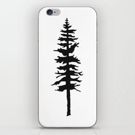 Bc_tree iPhone Skin