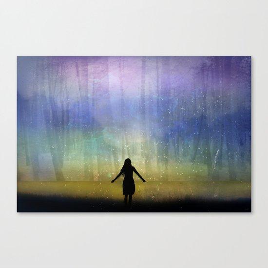 See Beyond Canvas Print